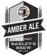 Barley Brew - Ribboned Polygon