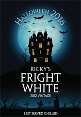 Halloween - Fright White