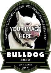 Photo Brew Label