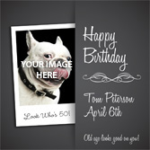 Birthday - Photo Envelope