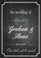 Wedding - Vintage Chalk