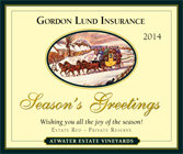 Seasons Greetings - Large Horizontal