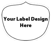 Submit Your Own Design Wine Labels - Meringue